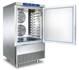 PROFESSIONAL H10 - Abatidor Profesional para helados