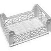 12 Cajones de Plástico - Cubetas para reposo de masas en fermentación en bloque. Apto también para transporte de productos alimentarios.