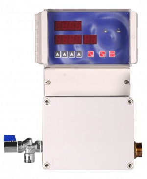 AQUA-CONTROL - CUENTALITROS / DOSIFICADOR para agua de ALTA PRECISION