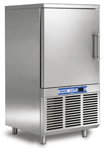 EF 30.1 - Enfriador rápido EasyFresh 30Kg, hasta 18 bandejas  GN1/1 o 60x40cm