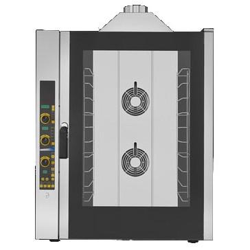 HG-1064-E - HORNO A GAS DE CONVENCCIÓN ELECTRÓNICO DE 10 BANDEJAS