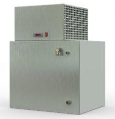 COLD L100F - ENFRIADOR DE AGUA RÁPIDO (Especial para panificación), con Intercambio frigorífico acelerado por agitador. MICÓ FRÍO INDUSTRIAL