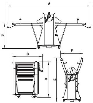 L600/1300 - LAMINADORA PROFESIONAL