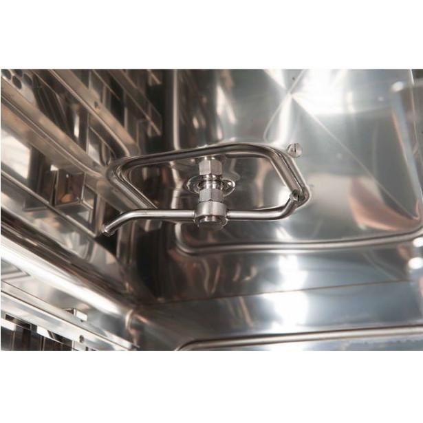 HPA16-LA - KIT DE LAVADO AUTOMÁTICO PARA HORNOS HPA16E y HPA16G. Lavado automático para hornos. Solo para venta conjunta con el horno, se instala en fábrica.