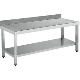 Mesas con 1 estante