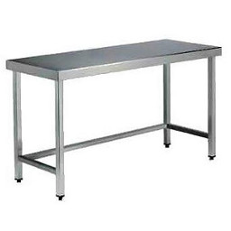 Mesas sin estantes