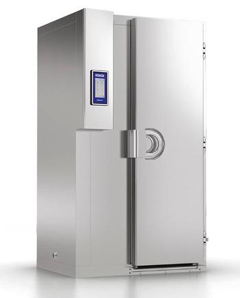 MF 100.1 - Enfriador rápido MultiFresh 100Kg, 1 carro x 20 bandejas 60x40cm, GN1/1.Unidad condensadora remota.