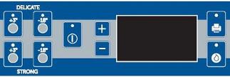 EF 45.1 - Enfriador rápido EasyFresh 45Kg, hasta 27 bandejas GN1/1 o 60x40cm