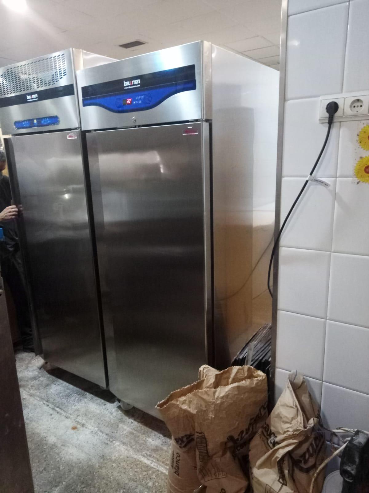 armarios frigoríficos industriales