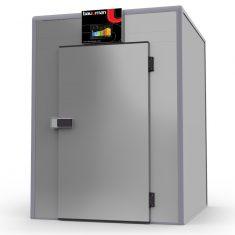 CFT.100-1P -172x198-E - Cámara de Fermentación Controlada Tecnológica Económicapara 4 CARROS 60x80 (CARROS NO INCLUIDOS)