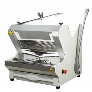 PICO 450 BLANCO - Cortadora-rebanadora de pan de sobremesa de JAC MACHINES