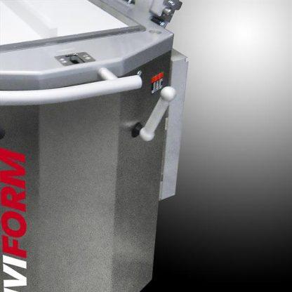 DIVIFORM - Divisora formadora sin tapa de presión JAC MACHINES