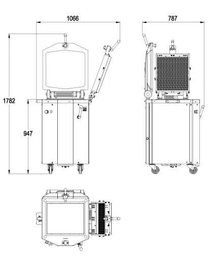 DIVIFORM+ - Divisora formadora con tapa de presiónJAC MACHINES