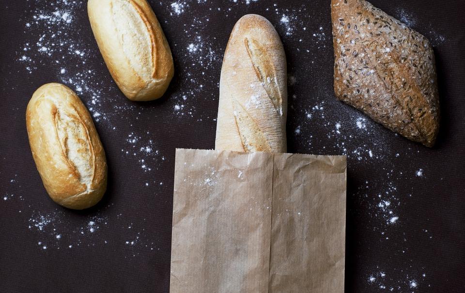 Formadora de pan, barras de calidad y en perfecto estado.