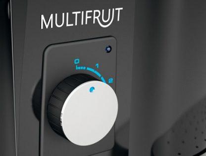 Zumex Multifruit - LICUADORA DE USO INTENSIVO La icónica licuadora de Zumex está preparada para ofrecer un rendimiento fuera de lo común. Con la nueva Multifruit comprobarás que se puede trabajar duro durante tiempo prolongado.