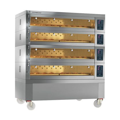 MODUS - LFM - Horno de pisos eléctrico modular