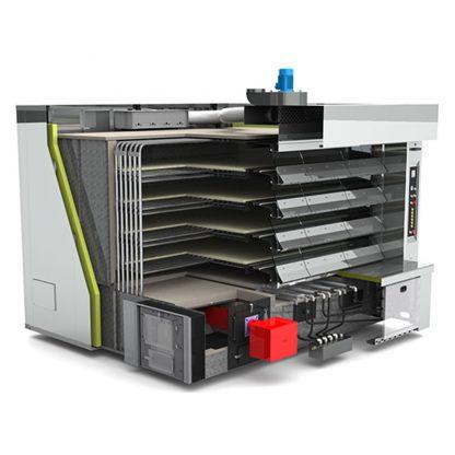 PRIME - LF - Hornos de pisos de tubos anulares