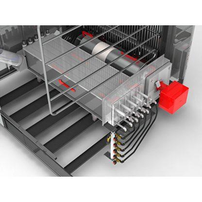 FOKUS - LFKR - Hornos de pisos de tubos anulares