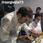 DEMOSTRACIÓN GASTRONÓMICA DEL CHEF SERGI VELA EN EL GREMIO DE CONFITEROS